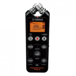 Yamaha POCKETRAK PR7 Portable Audio Recorder