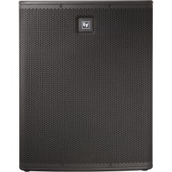 "EV ELX118P Live X Powered Subwoofer (700 Watts, 1x18"")"