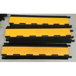 2 Channel Cable Tray / Cable Protector HIRE ONLY