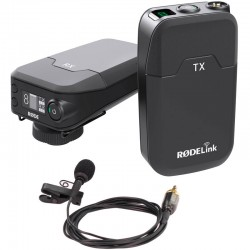 Rode RodeLinkFM Filmaker Kit Wireless Lavalier Microphone