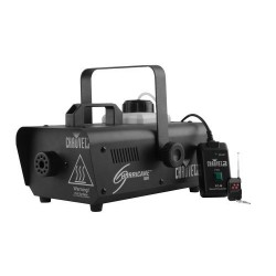 Chauvet Hurricane 1000 Fog Machine With Wireless Remote Control