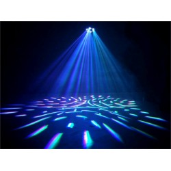 Light Emotion OCTOPUSTRI LED moving Beam Lighting Effect