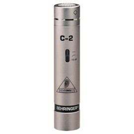Behringer C2 - C 2 Matched Pair Microphone - NEW