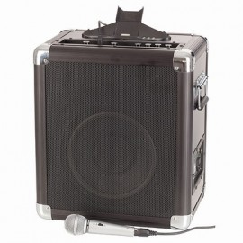 """10"""" Portable PA System with iPod® Dock"""